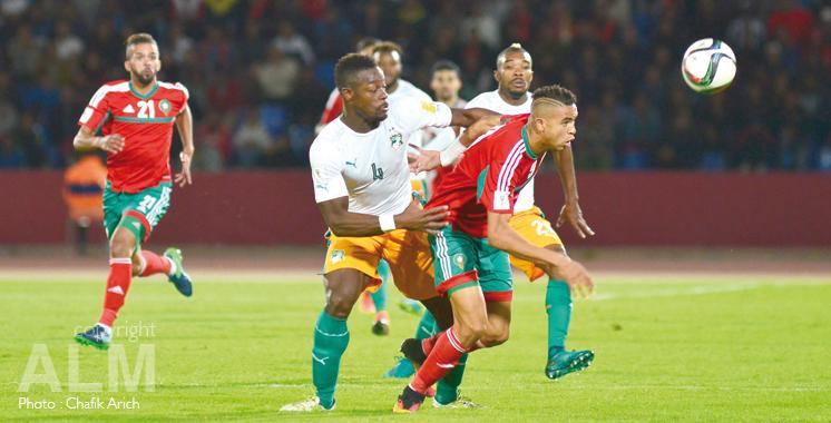 Un nul qui risque d'éloigner l'équipe nationale du Mondial russe: Le Maroc  bute sur la Côte d'Ivoire