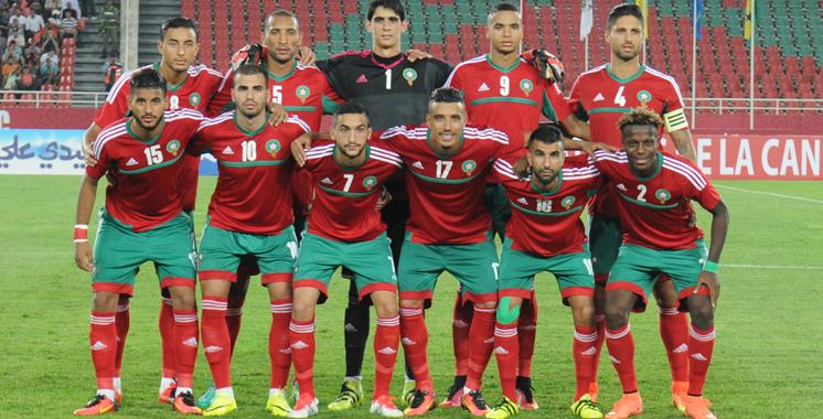 Football : le Maroc classé 10è en Afrique, 57ème au niveau mondial