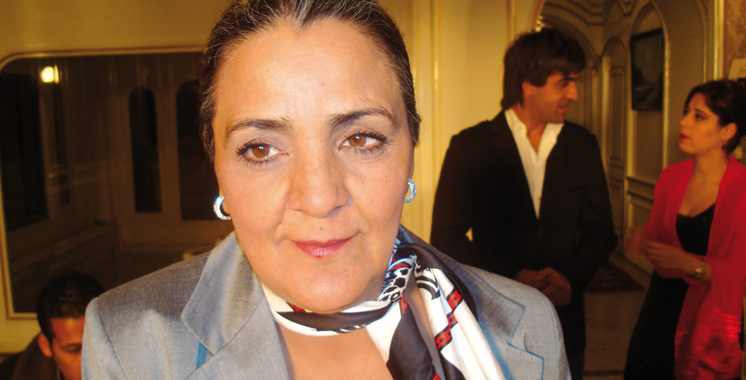 Une grande actrice marocaine: Rawiya membre du jury du FIFM