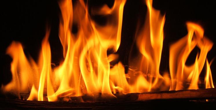 Berkane : Un jeune se donne la mort en s'immolant par  le feu