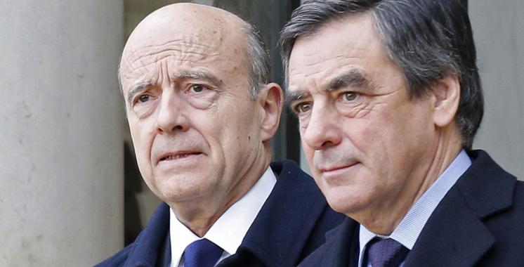 Primaire de droite en France : Fillon et Juppé au deuxième tour