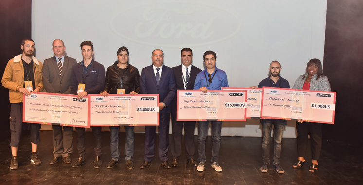 Compétition Ford : Le Maroc rafle le premier prix