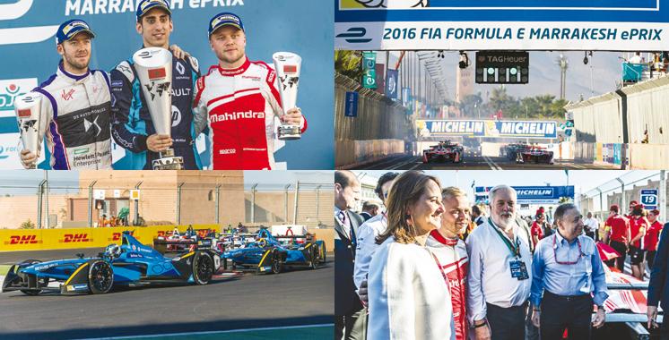 Formule Electrique – 1er ePrix de Marrakech: Buemi, encore et toujours