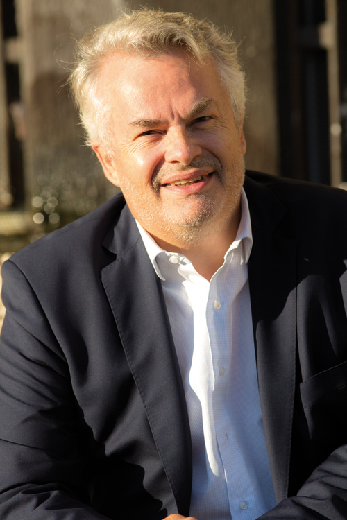 Gilles Berhault, conseiller spécial de la MedCop Climat de Tanger