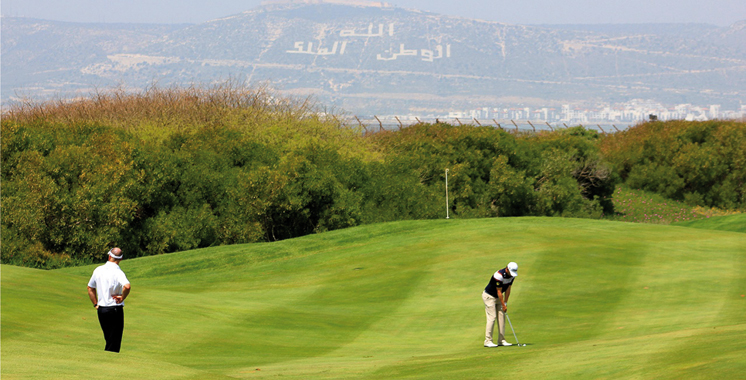 Agadir : Le golf pour attirer plus de touristes russes