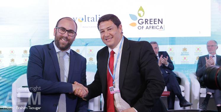 Centrales solaires et éoliennes: Green Of Africa se positionne au Maroc et en Afrique