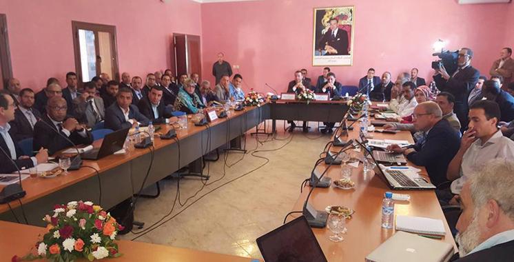 Guelmim : Le programme de développement régional dans le pipe