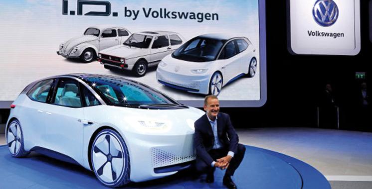 Marché électrique: Volkswagen rêve de devenir championne mondiale