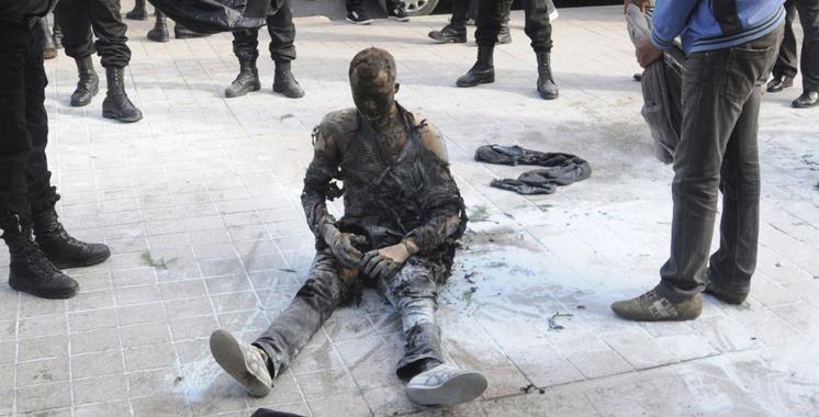 Berkane : Un jeune homme s'immole par le feu