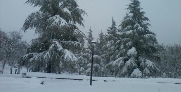 Alerte méteo : Des chutes de neige et de fortes rafales de vent prévues ces jeudi et vendredi