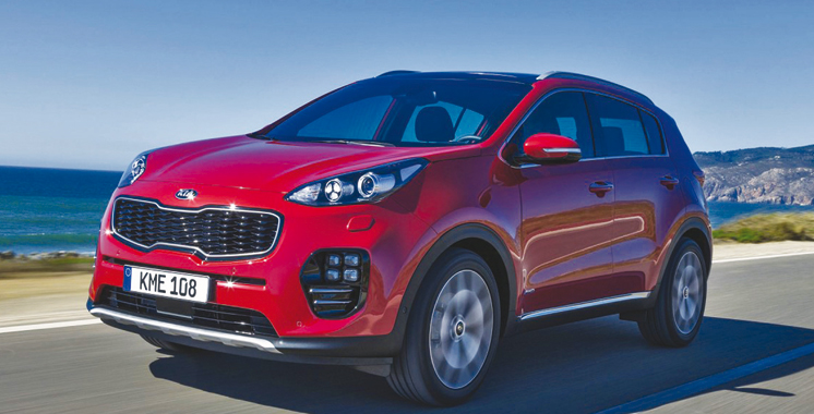 Le nouveau Kia Sportage remporte le prix Best Buy de Kelley Blue Book