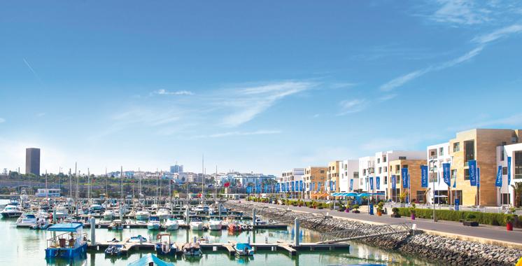 Eagle Hills présente  «Les 0% de la Marina Morocco»
