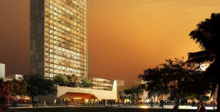 Architecture :  Jacobs engineering construira la Tour de la BCP