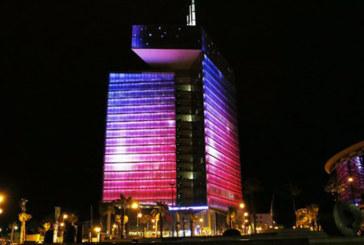 Cancer du sein : La tour Maroc Telecom en rose pour le lancement de la campagne de sensibilisation au dépistage