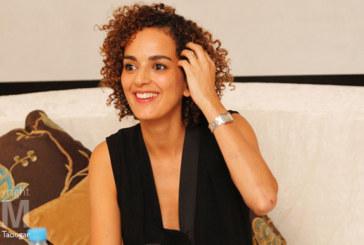 Leïla Slimani présente à Paris son roman «Chanson douce»
