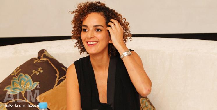 Rencontre littéraire avec  Leïla Slimani  à Rabat