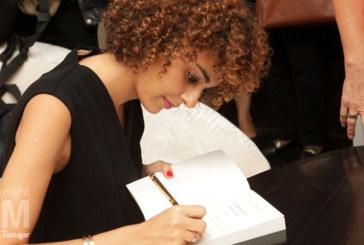 Café littéraire avec l'écrivaine Laila Slimani
