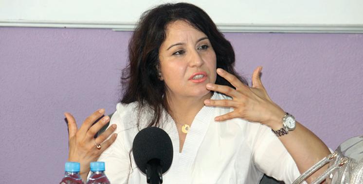 Majida Benkirane: «J'ai opté pour la réalisation pour avoir une autre forme d'expression»