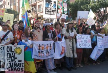COP22 : Marche à Marrakech pour une justice climatique universelle