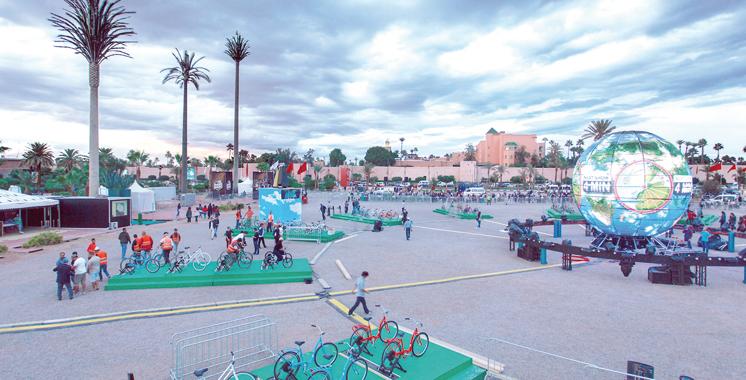 Energie propre: Des bicyclettes pour faire tourner la planète