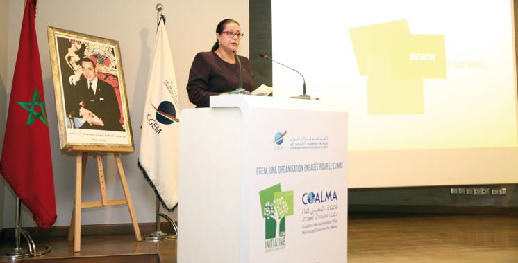 «Entreprise  Climat Maroc» :  L'engagement  du patronat pour  une économie verte