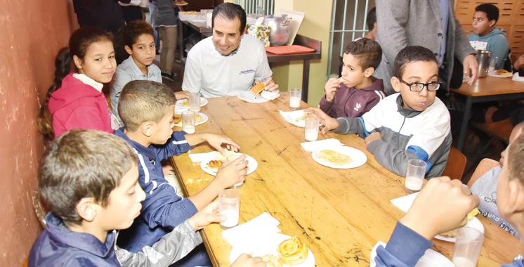 Mondelez Maroc: Trois projets de réaménagement  de cantines en perspective