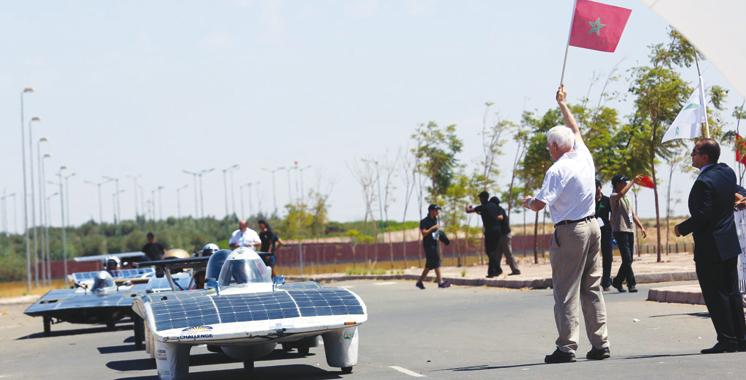 4ème édition du Moroccan Solar Race challenge: Une honorable participation marocaine