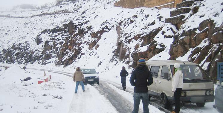 Viabilité routière : 4 sections de routes toujours coupées