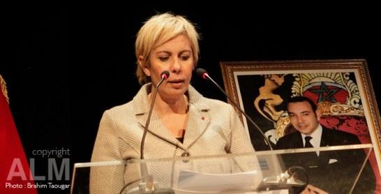 Organisation internationale des  commissions de valeurs : Nezha Hayat vice-présidente Afrique et Moyen-Orient