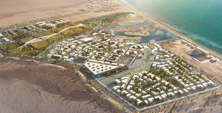 OCP : La cité Foum El Oued, modèle d'innovation durable