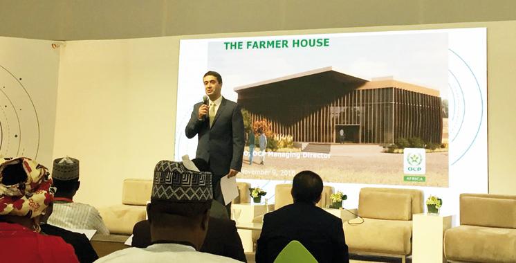 La Maison du fermier bientôt  implantée au Saïs et au Gharb
