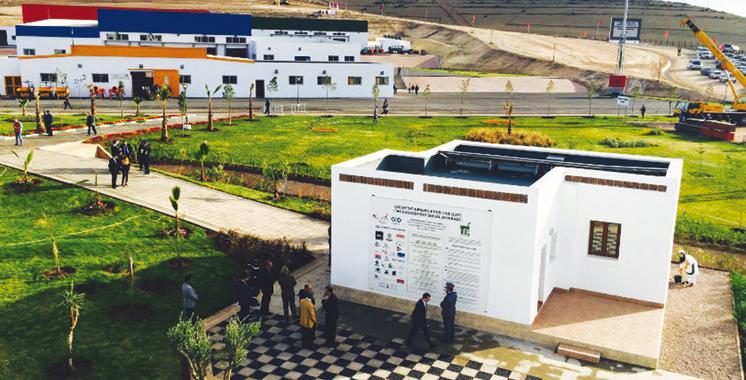 Construction durable: Le Maroc pionnier dans le logement social  à énergie positive