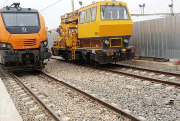ONCF : Un net avancement des travaux de la double voie ferrée Settat-Marrakech
