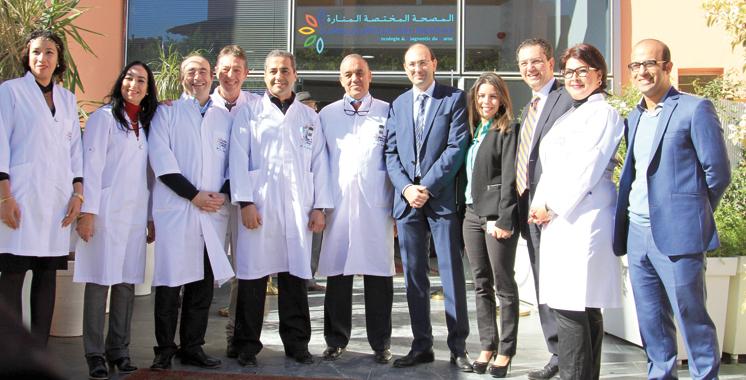 Oncologie : Premier PET CT scanner au Sud du Maroc