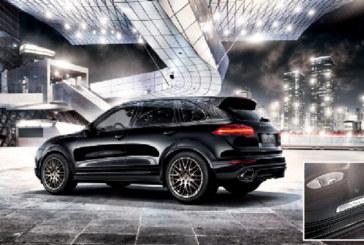 Porsche Cayenne Platinum Edition: Le sportif tout-terrain en démonstration