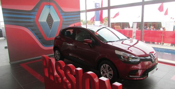 Une première au Maroc: Renault inaugure sa concession «verte» à Dakhla