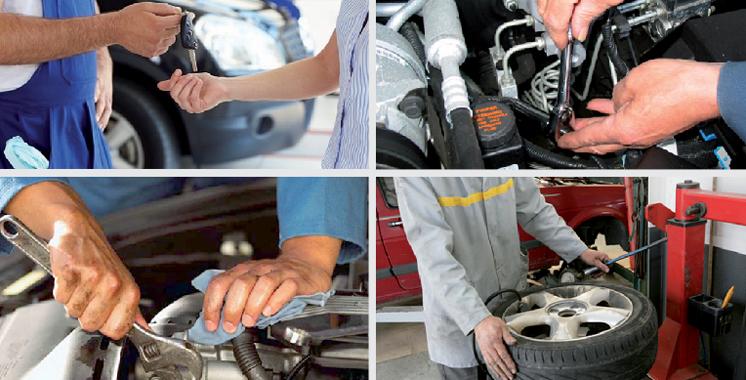Réparation automobile: Bientôt un salon dédié  aux professionnels du marché