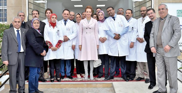 Dépistage du cancer du sein : Un million de Marocaines ciblées