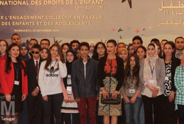Marrakech : Lalla Meryem a présidé le Congrès national des droits de l'enfant
