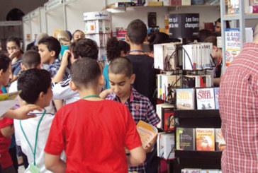 Le 8ème Salon régional du livre à Oujda