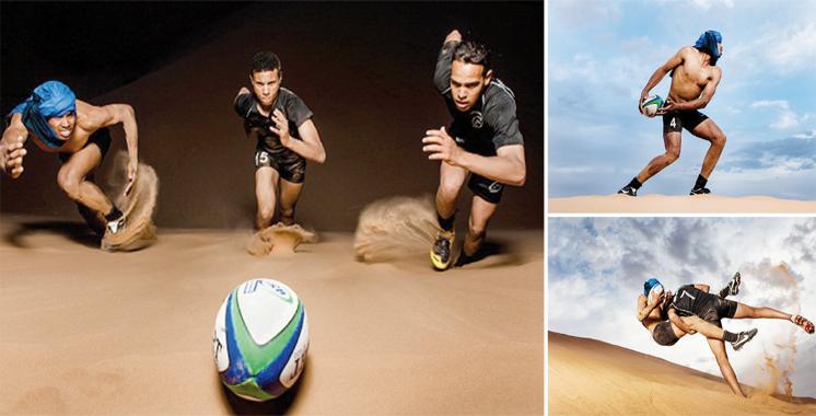3ème édition du «Sand Rugby 2016» à Merzouga: A l'assaut des sables !
