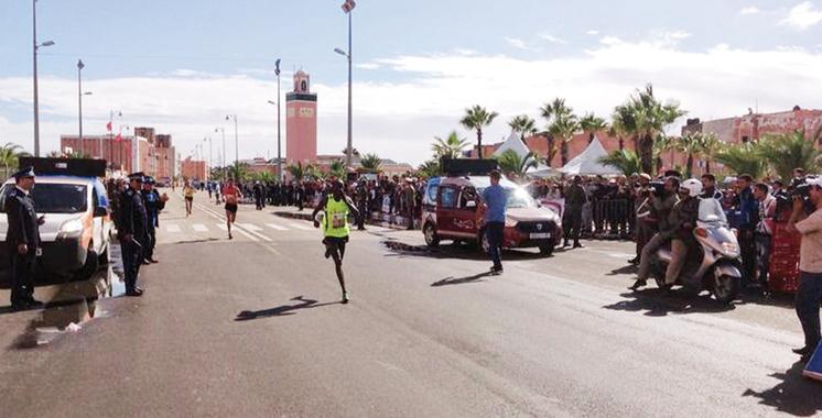 Le semi-marathon international de Laâyoune reporté au 27 novembre