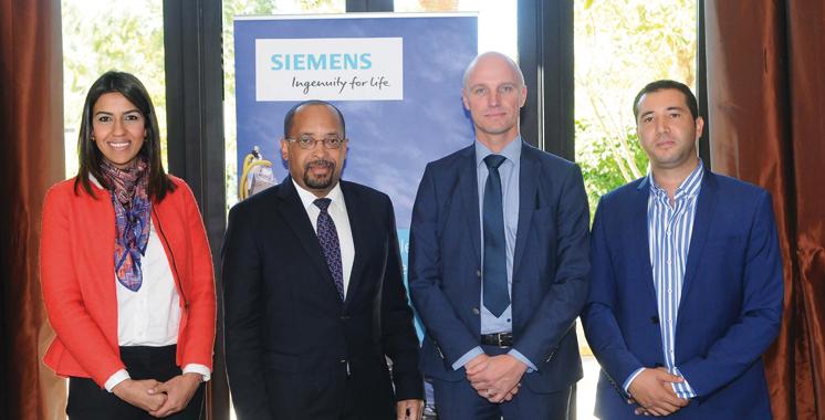Siemens et PEPS&NST optent pour l'électricité verte