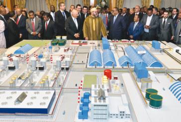 Un mégaprojet d'OCP: 3,7 milliards de dollars pour la production d'engrais phosphatés en Ethiopie
