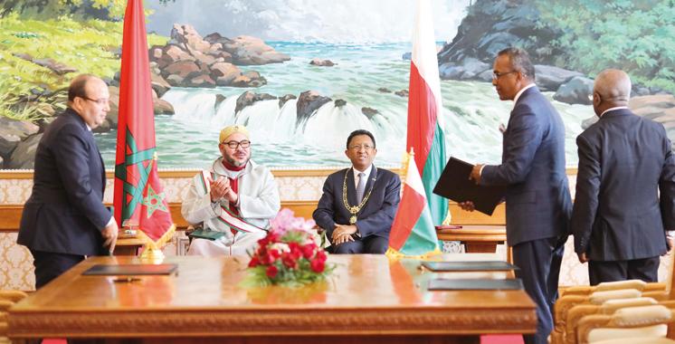 L'expertise marocaine prime à Madagascar: Valorisation de ressources naturelles, agriculture, énergies, etc.