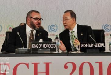 COP22 : Lancement du «Prix international pour le climat et l'environnement»