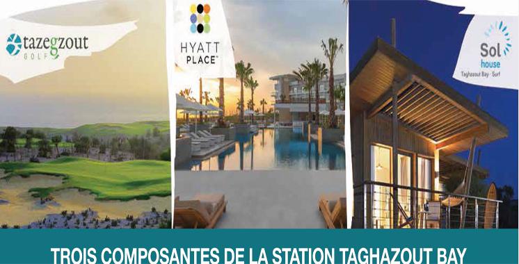 Certificat «Green Globe»: La station Taghazout Bay se distingue