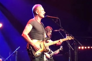 «Inchallah», chanté par Sting au Bataclan de Paris