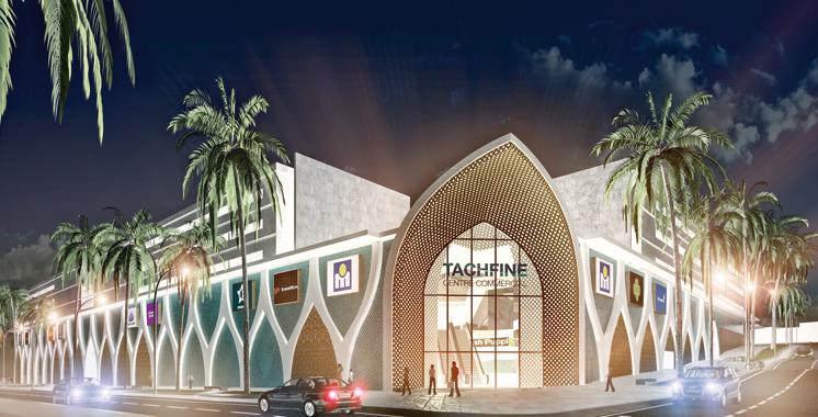 Un nouveau centre commercial voit le jour à Casablanca
