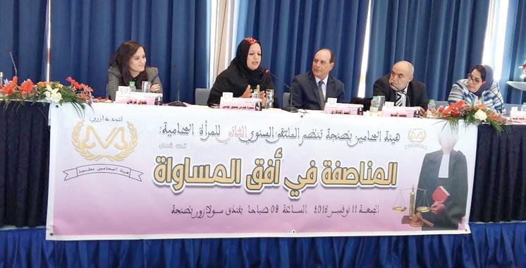 Avocates arabes : Pour une égalité homme-femme